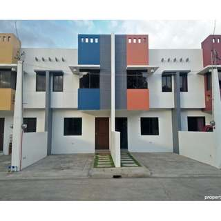 New RFO Townhouse For Sale At Paseo De Jesus Antipolo (Near BudgetLane)