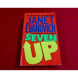 Seven Up by Janet Evanovich