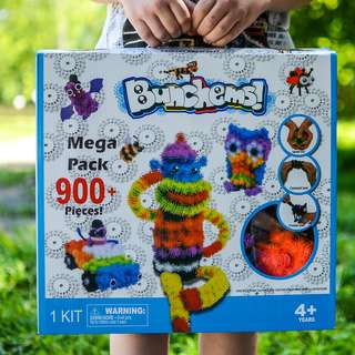 Bunchems Mega Pack (900+ pieces)