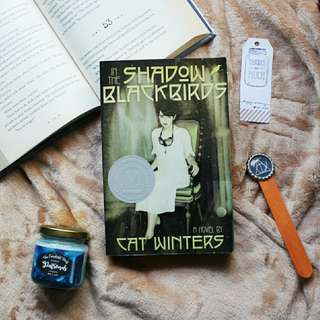 In The Shadows of Blackbirds by Cat Winters