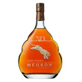 Meukow Grande Champagne XO Cognac 金豹大香檳區 XO 干邑白蘭地 - 70cl