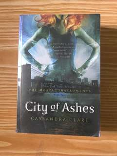 ✿ City of Ashes ✿