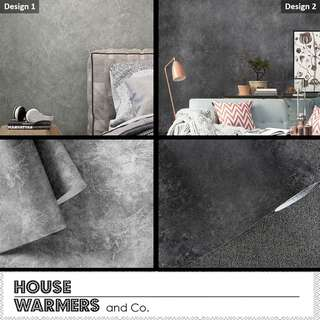 Raw Concrete Wallpaper