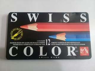 Authentic Caran D'ache Colored Pencils