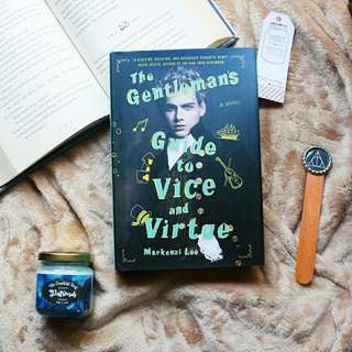 The Gentleman's Guide to Vice and Virtue by Mackenzie Lee