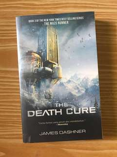✿ The Death Cure ✿