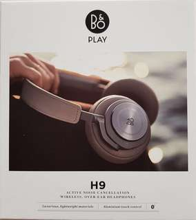 B&O H9 headphone