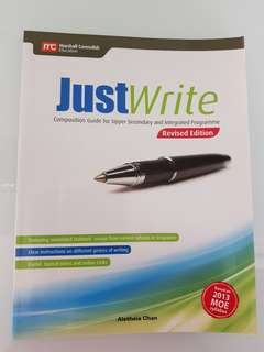 Just Write Composition Guide for Upper Secondary & IP