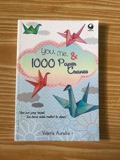 ✿ You, Me, & 1000 Paper Cranes ✿