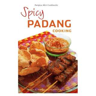 Mini Spicy Padang Cooking (Periplus Mini Cookbook Series) Kindle Edition by William W. Wongso (Author), Hayatinufus A. L. Tobing (Author)