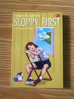 ✿ Sloppy first ✿