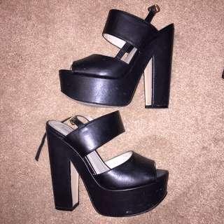 Betts heels size 8