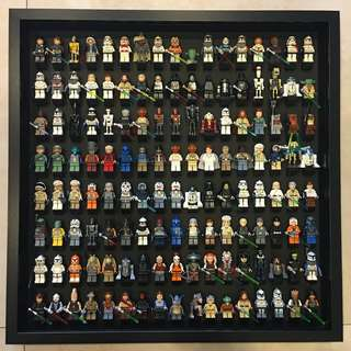 Lego Minifigure Frame