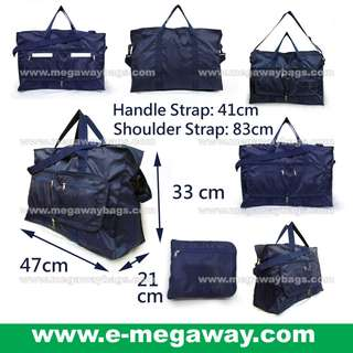 #Foldable #Travel #Traveller #Fly #Airline #Air #Flight #Holiday #Trip #Shoulder #Kits #Gym #Amenity #Carry #Bag #on #Luggage @MegawayBags #Megaway #MegawayBags CC#1601-4326 #收納袋  #摺疊袋  #摺合袋 #旅行必備 #購物袋 #贈品袋