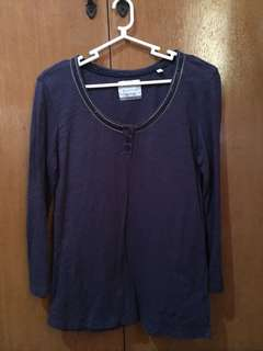 Mossimo long sleeves top