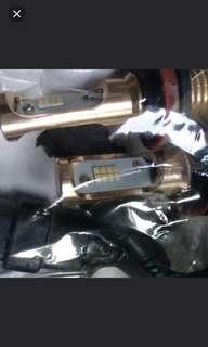 H11 white led bulb