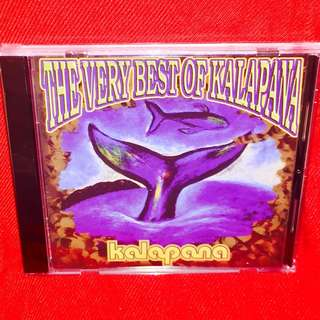 Kalapana	-	The Very Best of Kalapana