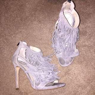 Tassel heels Windsor smith