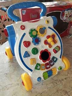 Pre-loved Little Footprint Play As You Learn Walker