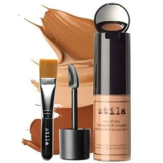 Stay All Day ™ foundation, concealer & brush kit