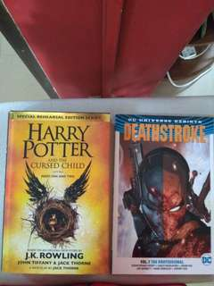 Harry Potter and Deathstroke Volume 1