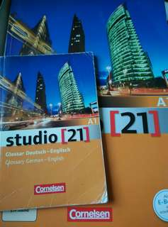 LAG1201/ LAG2201 Studio 21 A1 Textbook
