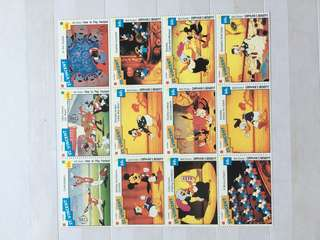 Walt Disney Limited Edition Stamps