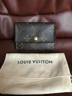 Louis Vuitton Card Case Monogram