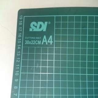 Cutting.mat SDI A4