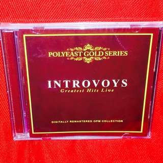 Introvoys	-	Greatest Hits Live CD