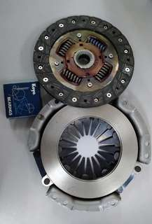 Toyota KE70 Clutch Set