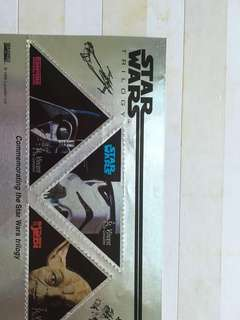 Star Wars Trilogy Stamp 1995
