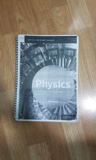 Physics IB study guide (Oxford)