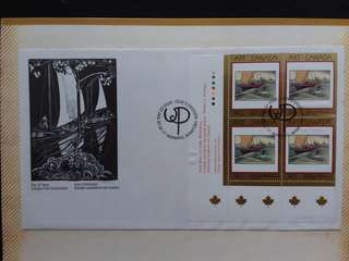 Canada First Day Cover