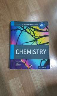 Oxford IB Chemistry textbook