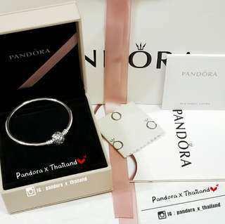 PANDORA 最新限量特别版手鈪 17cm - 全場最平 🈹️ 送禮精選 - 有齊晒原裝專櫃包裝(如圖1)最後一隻*賣完即止