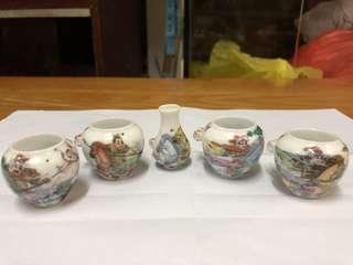Premium sankok Puteh cup