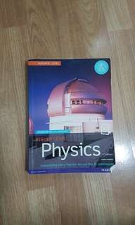 Pearsons Ib Physics textbook