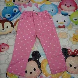 F&F Pink pants