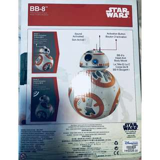 Talking BB-8 Action Figure 9.5 inche