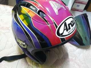 Helmet Arai sakata