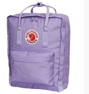Lilac Kanken backpack