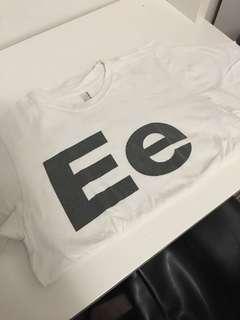 American Apparel E shirt