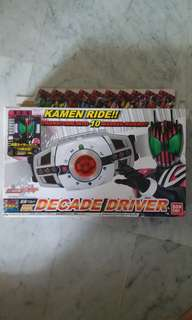 DX DECADE DRIVER