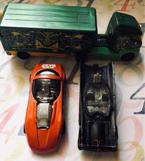 Preloved Hot Wheels cars