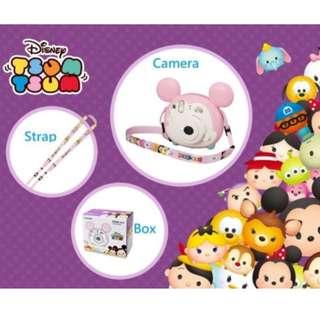 🛒(LIMITED EDITION) Fujifilm Instax Mini Tsum Tsum Instant Camera
