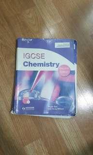 Igcse chemistry hodder