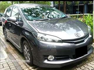 Toyota Wish 1.8 Auto Elegance CVT