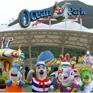 HONGKONG LAND ARRANGEMENT WITH OCEAN PARK