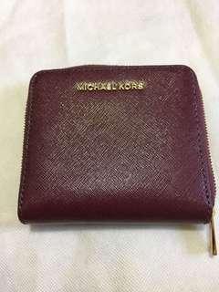 Michael Kors travel wallet